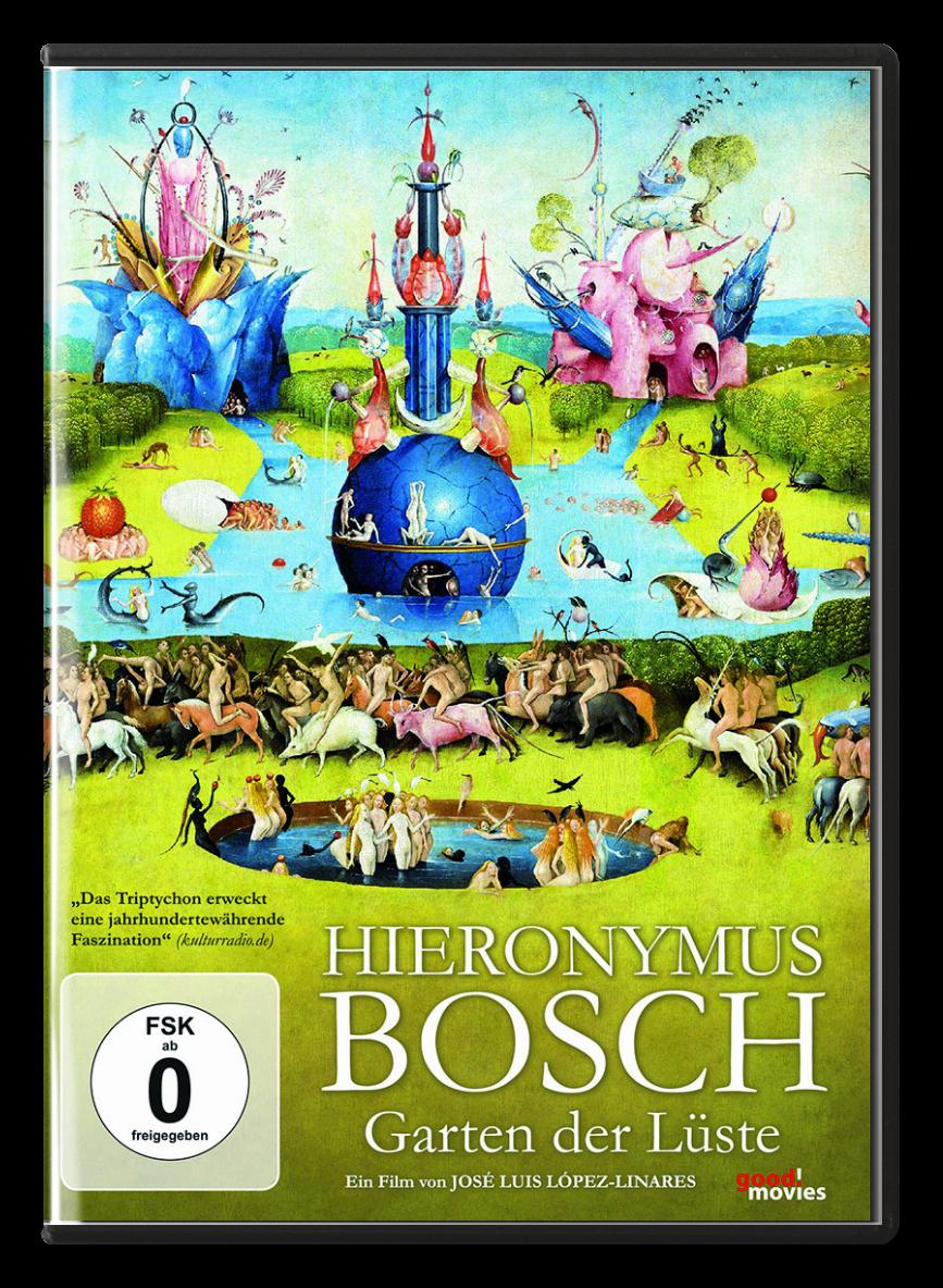 Good Movies Hieronymus Bosch Garten Der Luste Dvd Und Blu Ray