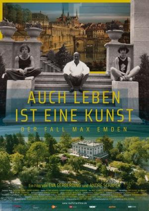 Auch Leben ist eine Kunst - Der Fall Max Emden (DVD)
