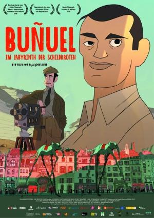 Buñuel im Labyrinth der Schildkröten (DVD)