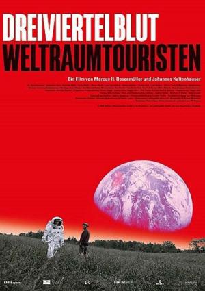 Dreiviertelblut-Weltraumtouristen