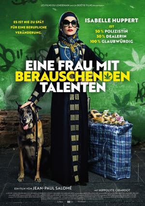 Eine Frau mit berauschenden Talenten (DVD)