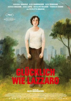 Glücklich wie Lazzaro (DVD)