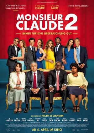 Monsieur Claude 2 (DVD)