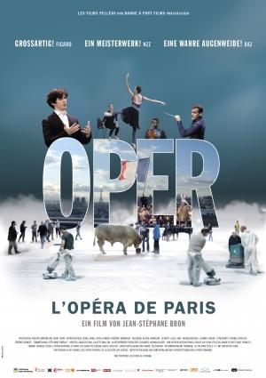 Oper – L'opéra de Paris (DVD)
