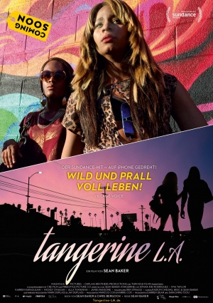 Tangerine L.A. (DVD)