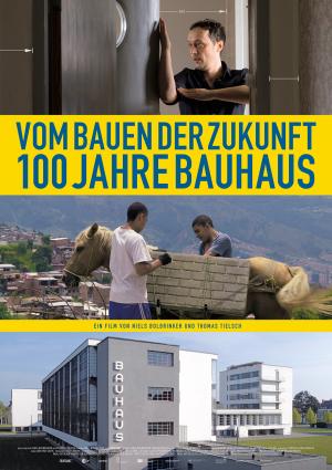 Vom Bauen der Zukunft - 100 Jahre Bauhaus (DVD)