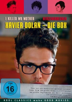 Xavier Dolan – Die Box (DVD)