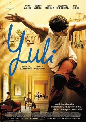 Yuli (Blu-ray)